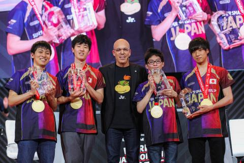 Nintendo News: Nintendo Crowns Multiple New Champions in High-Energy Video Game Tournaments