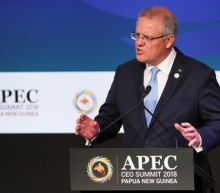 Australian PM urges global leaders to reject protectionism, embrace free trade