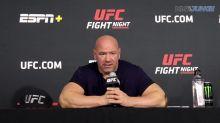 Dana White says Donald Cerrone's fighting career may be done
