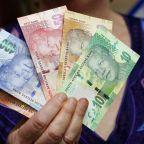 South Africa's rand weakens; focus on credit ratings reviews