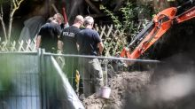 Madeleine McCann investigators 'find secret cellar' during search of allotment in Germany