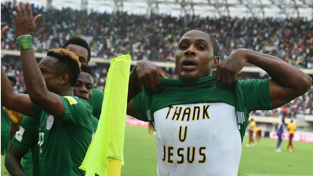 EXTRA TIME: Odion Ighalo to launch orphanage home in December