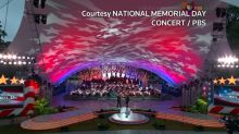 Annual Memorial Day concert kicks off at the U.S. Capitol