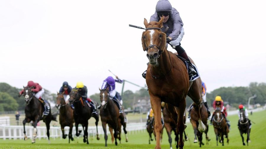 Stunning Serpentine win in Derby at Epsom
