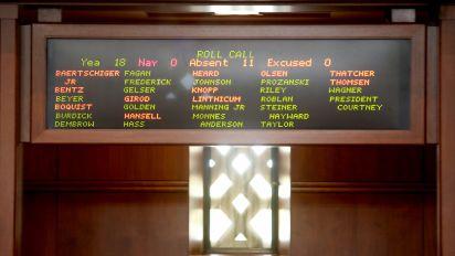 11 Oregon Republican lawmakers still missing