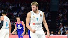 Potential 2018 No. 1 draft pick Luka Doncic crossed a dude out of his shoe