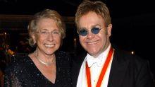 Elton John's Mother Sheila Dies, Singer 'In Shock'
