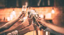 Mais de um milhão de garrafas de prosecco serão desperdiçadas neste fim de ano