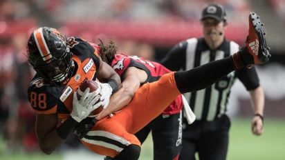 B.C. Lions sign wide receiver Shaq Johnson to contract extension
