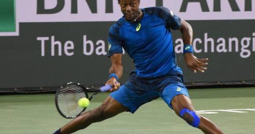 Tennis - ATP - Indian Wells - Gaël Monfils balayé par Dominic Thiem en 8es de finale