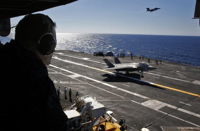 Recommended Reading: Will high-tech fighter jets replace pilots?