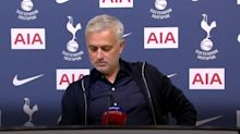 Jose Mourinho: I would like to fight for the Carabao Cup but I don't think I can