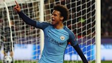 Man City forward Sane reveals Guardiola told him to play like Messi and Neymar