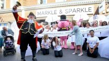 M&S's Sparkle Is More Like a Fizzle