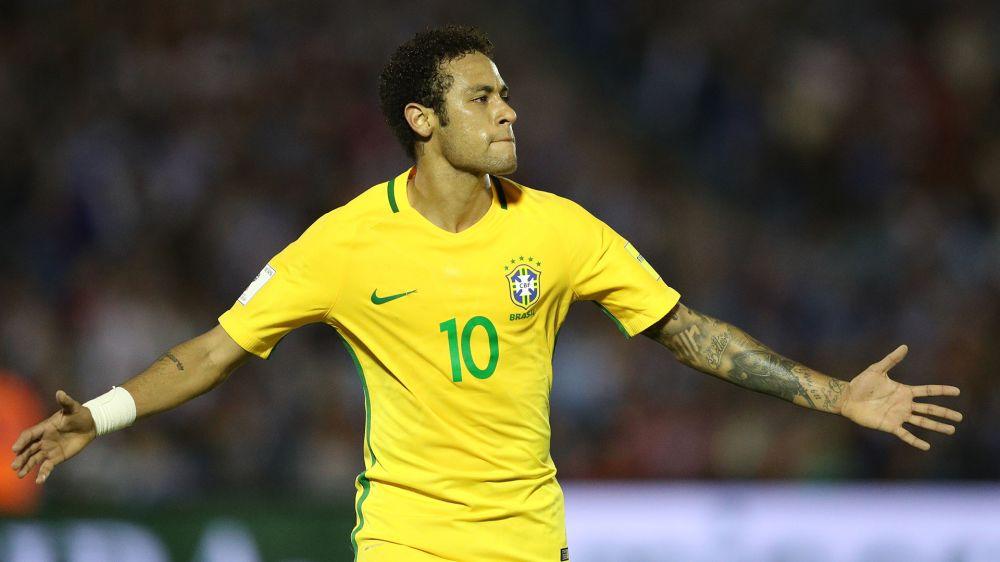 Brasil x Paraguai: a atuação de Neymar no detalhe