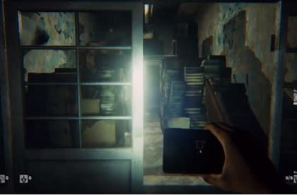 Daylight trailer says you shouldn't look back