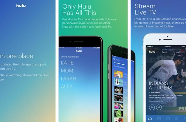 Hulu will soon merge its two iOS apps into one