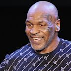 Mike Tyson talks life as a changed man, Dana White and more