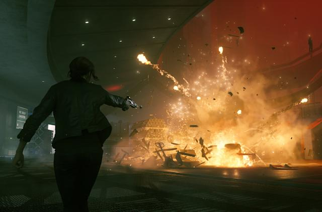'Control' next-gen upgrade brings 60FPS mode and more in February