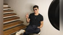 Jericho Rosales focuses on the positives during COVID-19