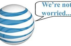 AT&T Wireless CEO not worried if Verizon gets the iPhone