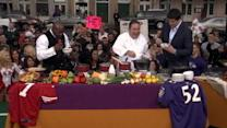 Super Bowl Side Dishes: Emeril Lagasse's Ultimate Cheese Dip