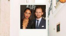 Tom Hiddleston 被爆跟新女友同居!能收服男神的這位 Zawe Ashton 到底是誰?