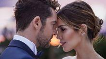 David Bisbal y Rosanna Zanetti anuncian que esperan su primer hijo