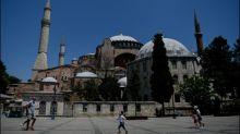 Unesco warnt Türkei vor Umbau der Hagia Sophia zur Moschee