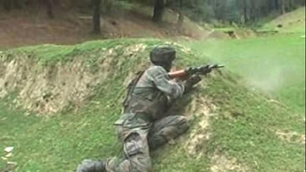 Infiltration bid foiled, militant killed in J&K