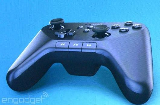 Here's the Amazon Fire TV game controller