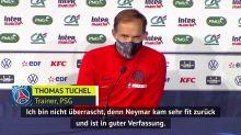 Tuchel: Neymar in guter Verfassung