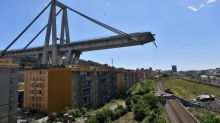 Genoa bridge collapse: Operators face official investigation by Italian government... and threat of £135m fine