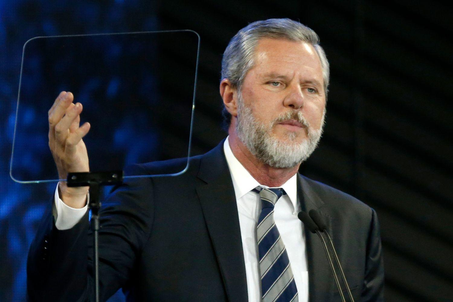 Top GOP lawmaker calls on Falwell to resign as Liberty University president