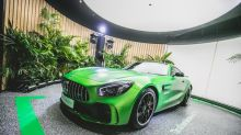 Mercedes-AMG發佈GT R和GT C Roadster 釋放「Beast of the Green Hell」