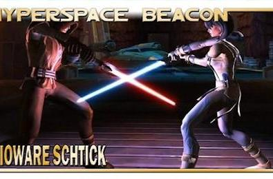 Hyperspace Beacon: The BioWare schtick