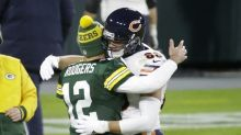 Rodgers' 50th TD pass vs. Bears puts him in exclusive group