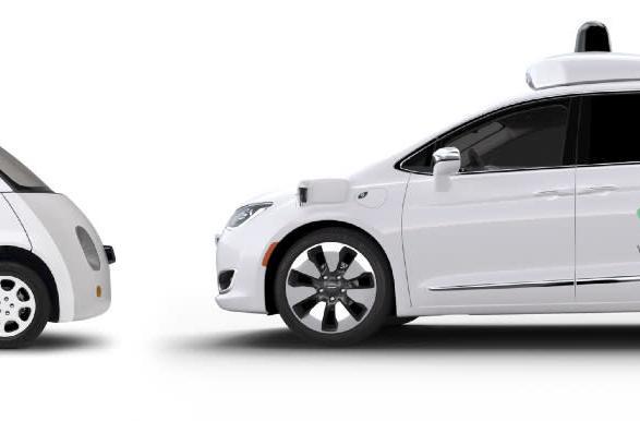 Waymo bids its self-driving bubble cars farewell