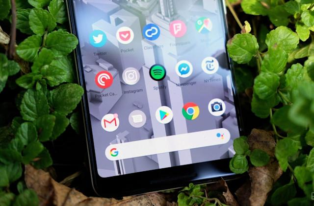 Android saw a 98 percent drop in apps asking for call and text data