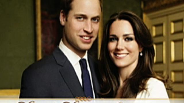 Will and Kate to be Duke, Duchess of Cambridge