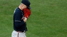 Minus Foltynewicz and Newcomb, the Braves' future dims