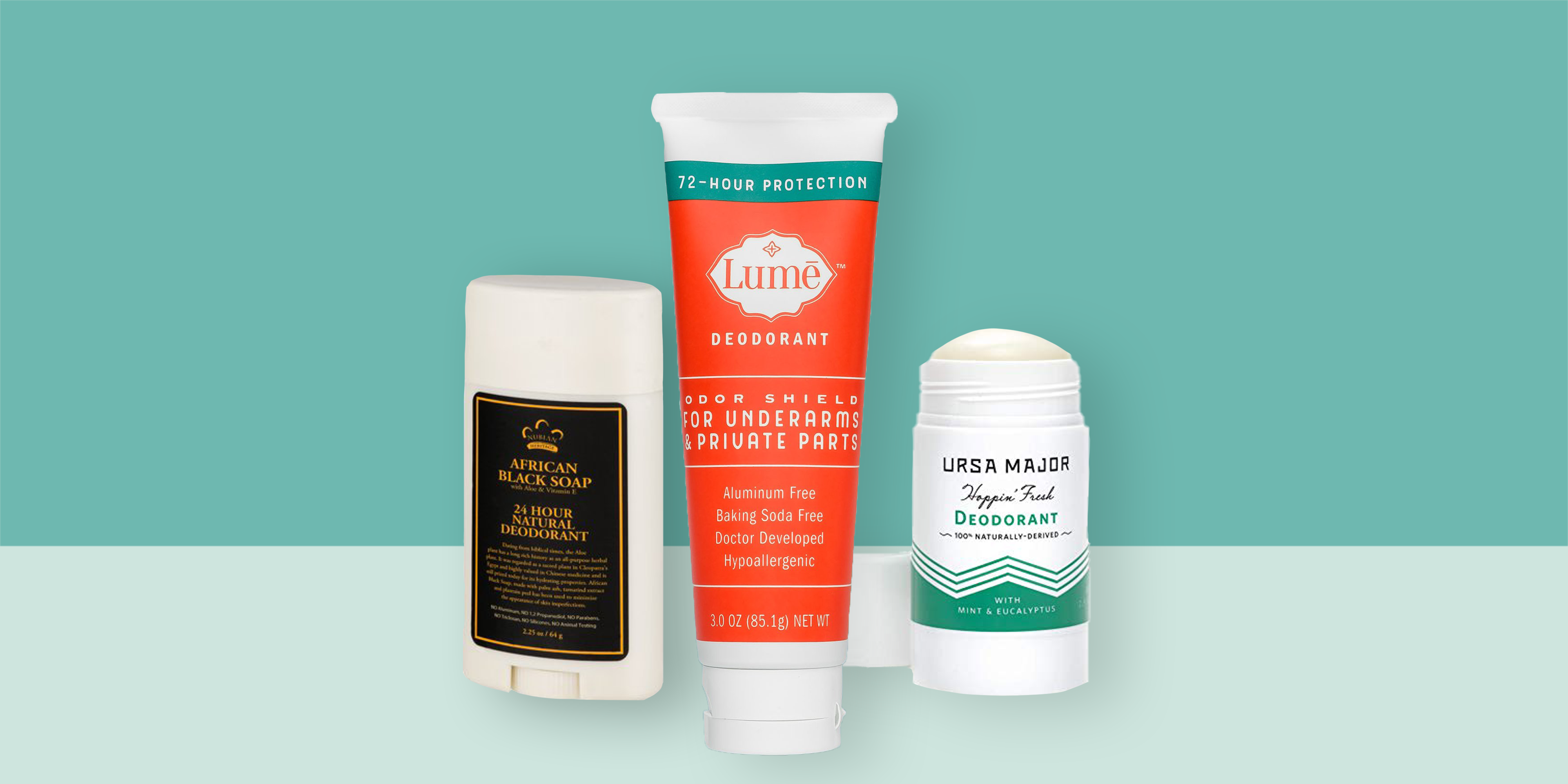 If You Can't Stop Sweating, These Deodorants Will Have Your