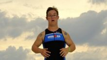 How Chris Nikic became the first person with Down syndrome to complete an Ironman triathlon