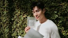 Actor Lawrence Wong on launching his own botanical skincare brand, Grail
