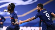 La France corrige l'Ukraine en match amical, Camavinga plus jeune buteur des Bleus depuis 1914