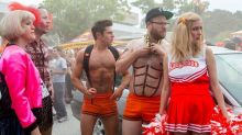 Zac Efron, Seth Rogen Battle Sorority Girls in 'Neighbors 2' NSFW New Trailer