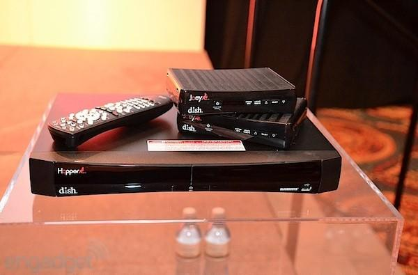 Dish Network Hopper DVR and Joey extender hands-on