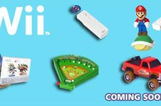 Wii toys served hot off the grill