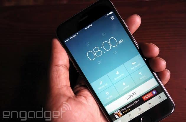 Runtastic's Sleep Better app aims for a good night's rest