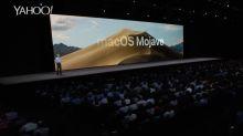David Pogue Reviews Mac OS Mojave